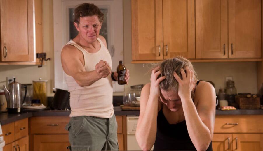 муж алкоголик что делать женщине