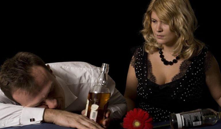 Как пережить пьянство мужа
