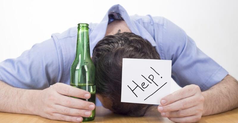 Помогите у мужа алкоголизма